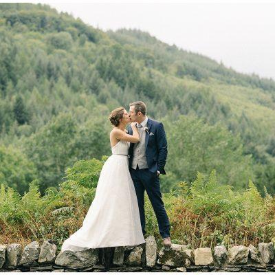 Hafod farm wedding