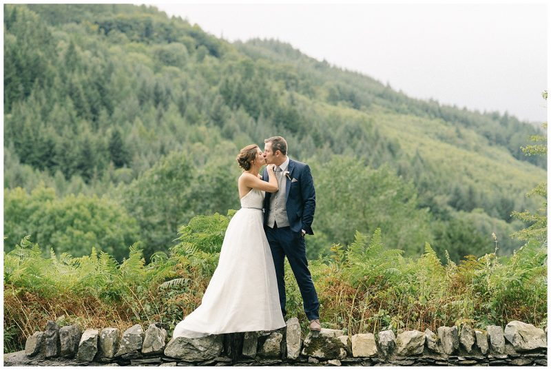 Hafod farm wedding