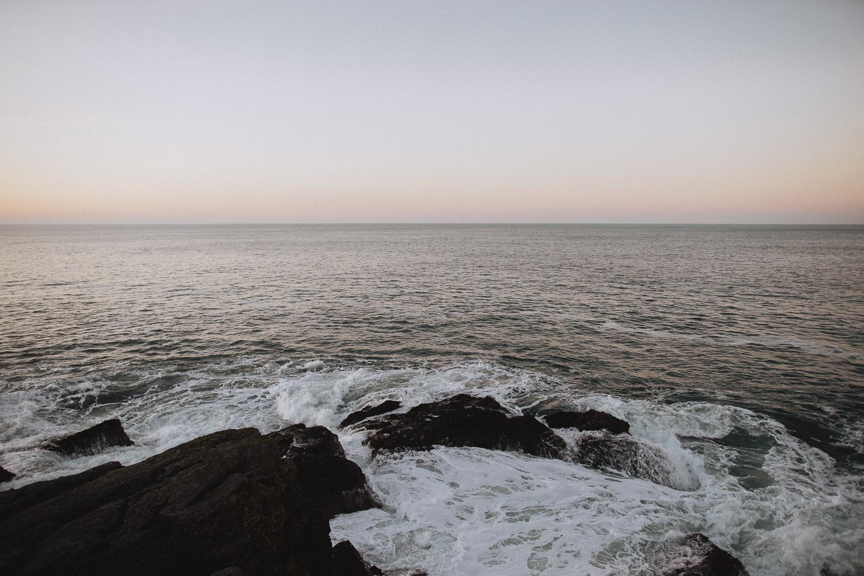 crashing waves at treaddur bay